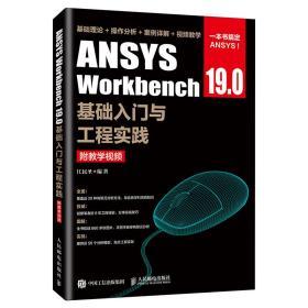 ANSYSWorkbench19.0基础入门与工程实践(附教学视频)