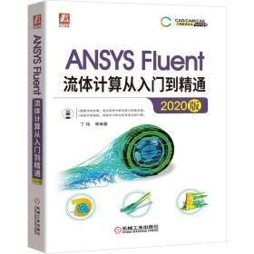 ANSYSFluent流体计算从入门到精通(2020版)