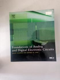 英文原版   Foundations of Analog and Digital Electronic Circuits 模拟和数字电子电路基础