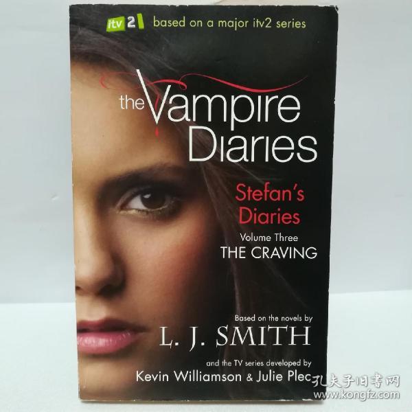 Stefan's Diaries 3: The Craving (The Vampire Diaries)[吸血鬼日记:Stefan的日记3]