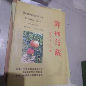 郸城诗联2010.8