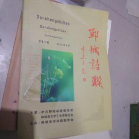 郸城诗联2008.8