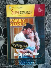 FAMILY SECRETS 英文原版
