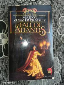 外文原版:MARION ZIMMER BRADLEY THE FALL OF ATLAANTIS