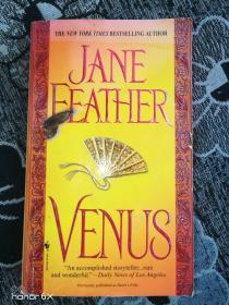 VENUS--the new york times bestselling author(英文原版书)