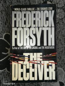 外文原版FREDERICK FORSYTH THE DECEIVER