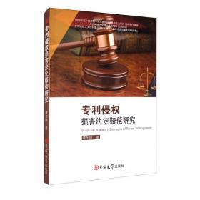 专利侵权损害法定赔偿研究