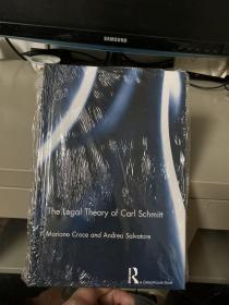 The Legal Theory of Carl Schmitt(直译:施密特的法律理论)英文原版现货未拆封