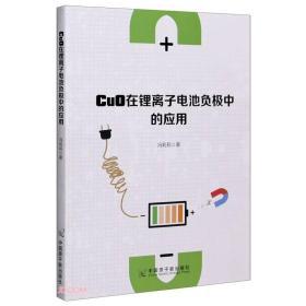CUO在锂离子电池负极中的应用