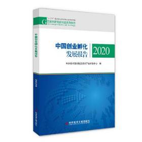 中国创业孵化发展报告2020