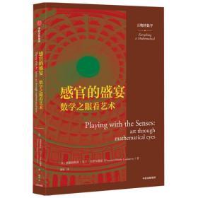 感官的盛宴数字之眼看艺术万物皆数学丛书