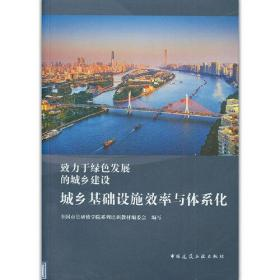 城乡基础设施效率与体系化