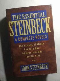 The Essential Steinbeck : The Grapes of Wrath, Cannery Row, Of Mice and Men, and Tortilla Flat