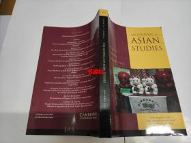 THE JOURNAL OF ASIAN STUDIES【16开】