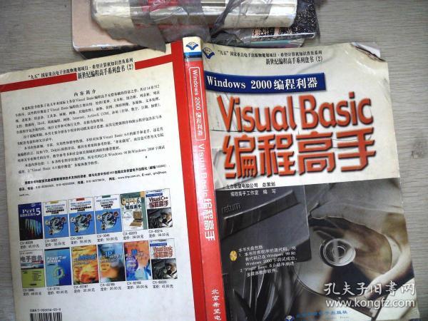 Windows 2000编程利器——Visual Basic 编程高手(含盘)