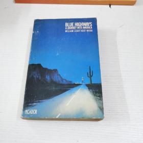 Blue Highways: A Journey Into America (Picador Books)