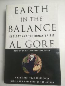 Earth in the Balance: Ecology and the Human Spirit 平衡的世界