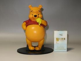 东京迪斯尼限定非卖品!大肚维尼熊