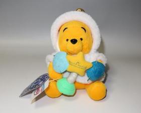 东京迪斯尼限定非卖品!天平座维尼熊