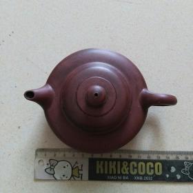 周成罗制精品手工紫砂壶