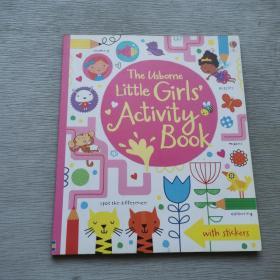 Little Girls Activity Book
