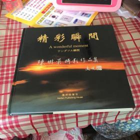 陈树荣摄影作品集:精彩瞬间【签名本】一版一印