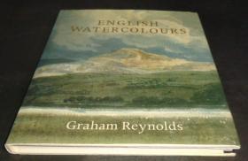 2手英文 English Watercolours (Art Reference) 英国水彩 sed78
