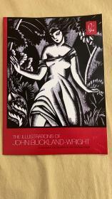 The illustrations of John Buckland-Wright莱特插图集