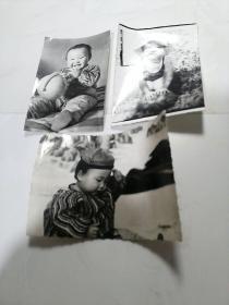孩童照片3张