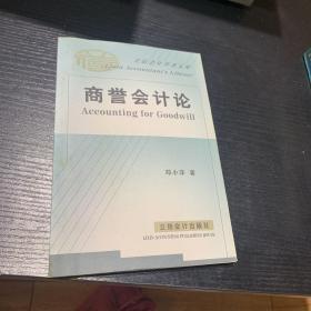 商誉会计论——立信会计学者文库