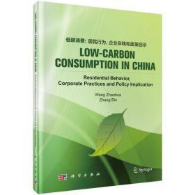 中国低碳消费:居民行为、企业实践和政府政策(英文版)