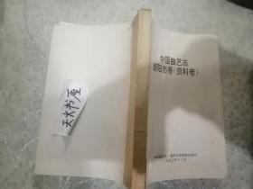 中国曲艺志 德阳市卷(资料卷)  无书衣  品相如图