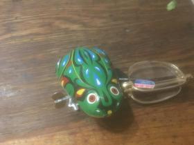 铁皮玩具 青蛙