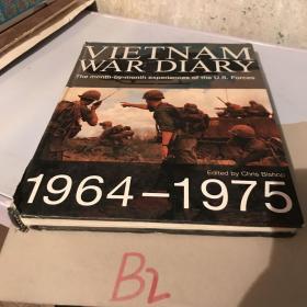 VIETNAM WAR DIARY【12开精装】