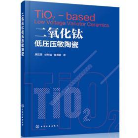 【全新正版】二氧化钛低压压敏陶瓷9787122372260化学工业出版社