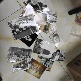 彩色,黑白照片一批