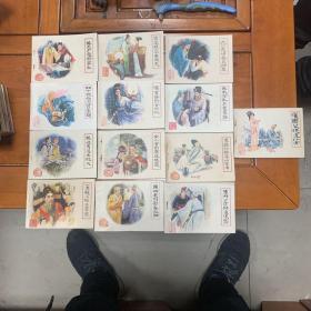 中国古代白话小说