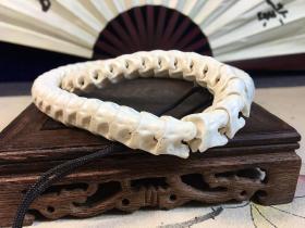 天然蛇骨链