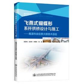 飞燕式蝴蝶形系杆拱桥设计与施工—鹰潭市余信贵大桥技术总结