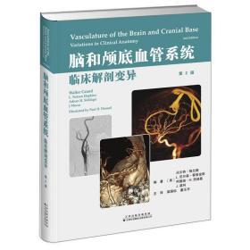脑和颅底血管系统临床解剖变异(第2版)(精)