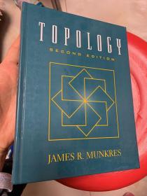 现货 Topology 2e  英文原版 拓扑学 第2版 芒克里斯 James R. Munkres
