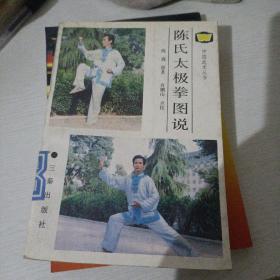 陈氏太极拳图说
