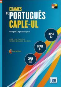 exames de portugues CAPLE–UL