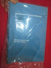 Handbook of Tourist Behavior      (小16开 ) 【详见图】