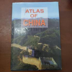 ATLAS OF CHINA中国分省地图集:英文版
