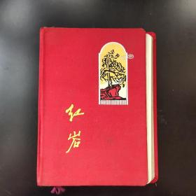 插图版 老笔记本  红岩日记  少页