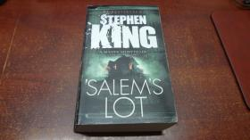 Salem's Lot  塞伦的命运