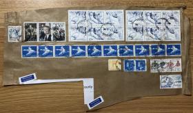 瑞典邮票 外国邮票 SVERIGE POSTNORD ULRICEHAMN