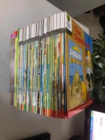 Oxford Reading Tree 牛津阅读树 76本合售