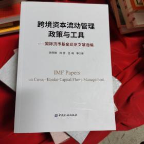 跨境资本流动管理政策与工具